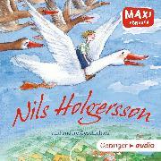 Cover-Bild zu Lagerlöf, Selma: MAXI Nils Holgersson und andere Geschichten (Audio Download)
