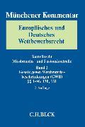 Cover-Bild zu Bornkamm, Joachim (Hrsg.): Bd. 02: Münchener Kommentar Europäisches und Deutsches Wettbewerbsrecht. Kartellrecht, Missbrauchs- und Fusionskontrolle Bd. 2: Gesetz gegen Wettbewerbsbeschränkungen (GWB) §§ 1-96, 130, 131 - Münchener Kommentar zum Europäischen und Deutschen Wettbewerbsrecht (Kartellrecht)