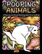 Cover-Bild zu Pooping Animals von Mom, Color