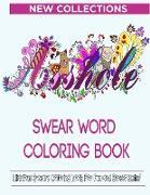 Cover-Bild zu Swear Word Coloring Book von Mom, Color