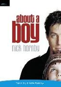 Cover-Bild zu PLAR4:About a Boy & MP3 Pack von Hornby, Nick