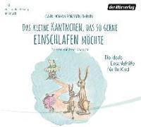 Cover-Bild zu Das kleine Kaninchen, das so gerne einschlafen möchte von Forssén Ehrlin, Carl-Johan