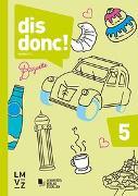 Cover-Bild zu Autorenteam: dis donc! 5