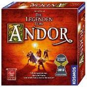 Cover-Bild zu Die Legenden von Andor von Menzel, Michael