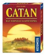 Cover-Bild zu Catan - Das schnelle Kartenspiel von Teuber, Klaus
