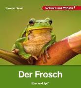 Cover-Bild zu Straaß, Veronika: Der Frosch
