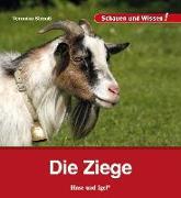 Cover-Bild zu Straaß, Veronika: Die Ziege