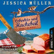 Cover-Bild zu Müller, Jessica: Leberkäs und Hackebeil - Hauptkommissar Hirschberg, (Ungekürzt) (Audio Download)
