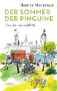 Cover-Bild zu Der Sommer der Pinguine von Montasser, Thomas