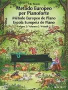 Cover-Bild zu Metodo Europeo per Pianoforte von Emonts, Fritz