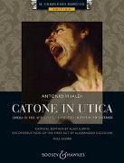Cover-Bild zu Catone in Utica von Vivaldi, Antonio (Komponist)