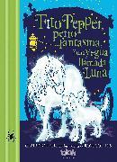 Cover-Bild zu Barker, Claire: Fito pepper perro fantasma y una yegua llamada luna / Knitbone Pepper Ghost Dog and a Horse Called Moon