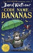 Cover-Bild zu Code Name Bananas (eBook) von Walliams, David