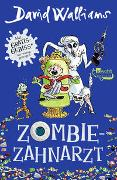 Cover-Bild zu Zombie-Zahnarzt von Walliams, David