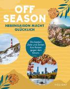 Cover-Bild zu Rössig, Wolfgang: HOLIDAY Reisebuch: OFF SEASON