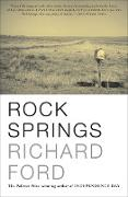 Cover-Bild zu Rock Springs (eBook) von Ford, Richard