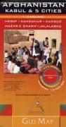 Cover-Bild zu Afghanistan. 1:2'000'000