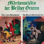 Cover-Bild zu Märchenschätze der Brüder Grimm, Folge 2 (Audio Download) von Grimm, Gebrüder