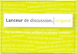 "Cover-Bild zu Lanceur de Discussion ""Original"""