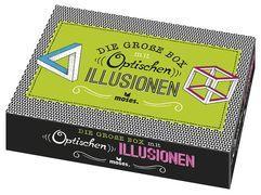 Cover-Bild zu Die große Box mit Optischen Illusionen von Vogel, Elke