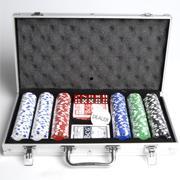Cover-Bild zu Poker-Set 300 im Alukoffer