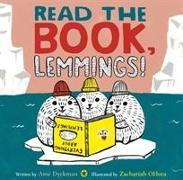 Cover-Bild zu Dyckman, Ame: Read the Book, Lemmings!