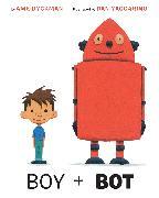 Cover-Bild zu Dyckman, Ame: Boy and Bot