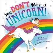 Cover-Bild zu Dyckman, Ame: You Don't Want a Unicorn!