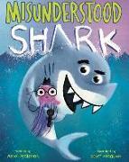 Cover-Bild zu Dyckman, Ame: Misunderstood Shark