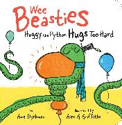 Cover-Bild zu Dyckman, Ame: Huggy the Python Hugs Too Hard