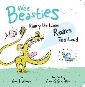 Cover-Bild zu Dyckman, Ame: Roary the Lion Roars Too Loud