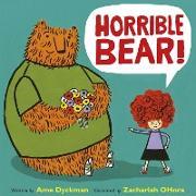 Cover-Bild zu Dyckman, Ame: Horrible Bear!