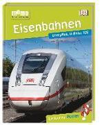 Cover-Bild zu memo Wissen entdecken. Eisenbahnen