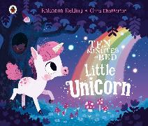 Cover-Bild zu Ten Minutes to Bed: Little Unicorn von Fielding, Rhiannon