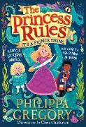 Cover-Bild zu It's a Prince Thing (the Princess Rules) von Gregory, Philippa