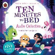 Cover-Bild zu Ten Minutes to Bed Audio Collection von Fielding, Rhiannon