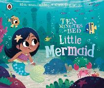 Cover-Bild zu Ten Minutes to Bed: Little Mermaid von Fielding, Rhiannon