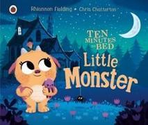 Cover-Bild zu Ten Minutes to Bed: Little Monster von Fielding, Rhiannon