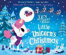 Cover-Bild zu Ten Minutes to Bed: Little Unicorn's Christmas von Fielding, Rhiannon