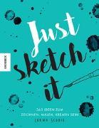 Cover-Bild zu Just sketch it! von Scobie, Lorna