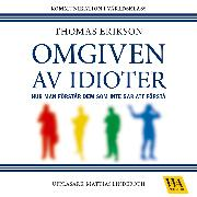 Cover-Bild zu Omgiven av idioter (Audio Download) von Erikson, Thomas