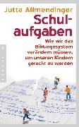 Cover-Bild zu Allmendinger, Jutta: Schulaufgaben (eBook)