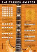 Cover-Bild zu E-Gitarren-Poster von Voggenreiter Verlag (Hrsg.)