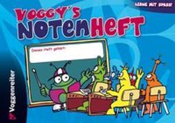 Cover-Bild zu Voggy's Notenheft von Voggenreiter Verlag (Hrsg.)