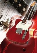 Cover-Bild zu Vintage Guitar-Poster 2 von Voggenreiter Verlag (Hrsg.)