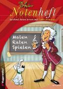 Cover-Bild zu Little Amadeus Notenheft von Voggenreiter Verlag (Hrsg.)