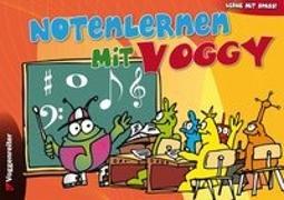 Cover-Bild zu Notenlernen mit Voggy von Voggenreiter Verlag (Hrsg.)