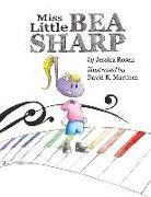 Cover-Bild zu Miss Little Bea Sharp von Rosen, Jessica