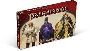 Cover-Bild zu Pathfinder 2 - Nichtspielercharaktere-Karten von Augunas, Alexander