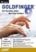 Cover-Bild zu United Soft Media Verlag GmbH (Hrsg.): Goldfinger 9